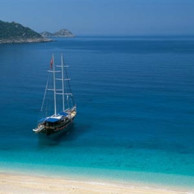 Kalkan, Turkey Our usual summer haunt