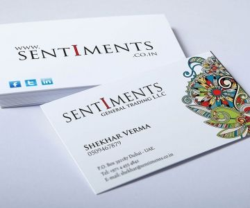 86 best business card designs in dubai images on pinterest name sentiments business card reheart Image collections