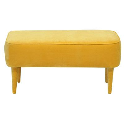 Found it at Wayfair.co.uk - Pastel Upholstered Hallway Bench