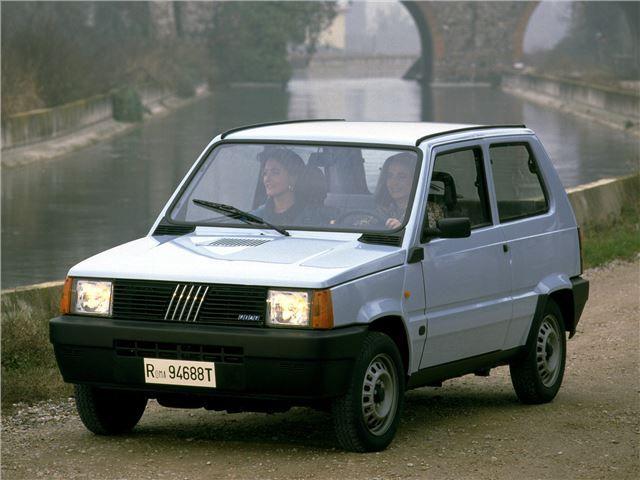 Fiat Panda - Classic Car Review   Honest John