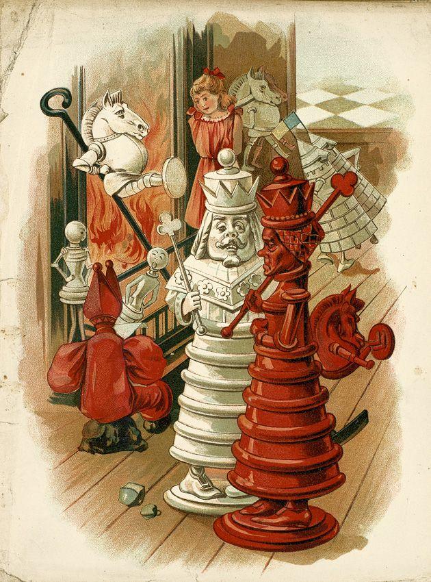 можете шахматы из алисы в стране чудес картинка потом меня начались