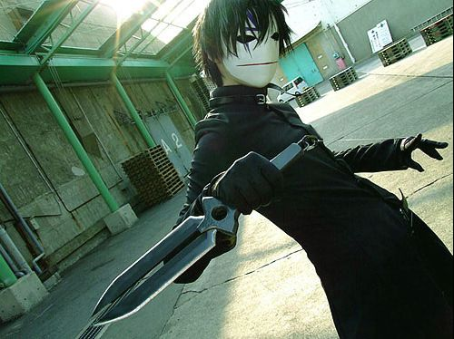 Hei (Darker than Black) cosplay. I am in love with this cosplayer. Marry me?