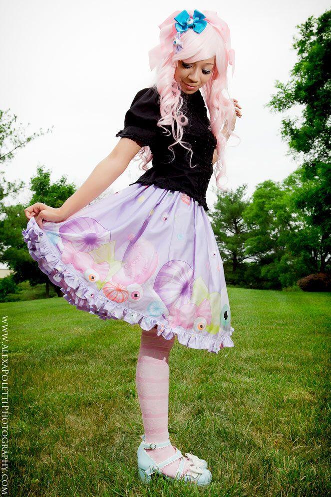 Creepy Candy, Kawaii Skirt, Lolita Skirt, Galaxy Skirt, Plus Size Skirt, Ladies Skirt, Gothic Skirt, Fairy Kie Skirt, Halloween Skirt, cute by HypnoticSweetTreats on Etsy https://www.etsy.com/listing/247750231/creepy-candy-kawaii-skirt-lolita-skirt