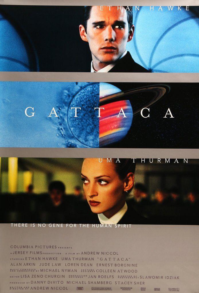 1b73b16f6cc6 Gattaca (1997) | Original Movie Posters at Original Film Art | Movie ...