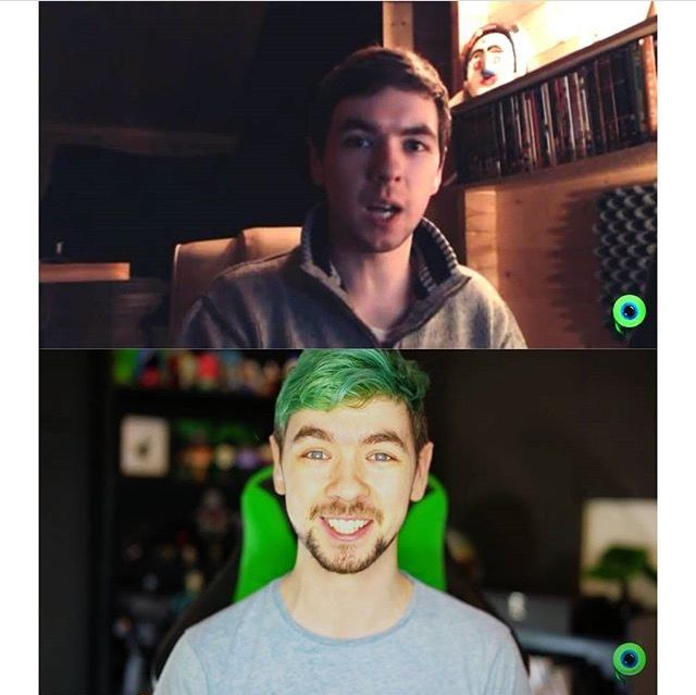 Well he got better at lighting over the years ^-^