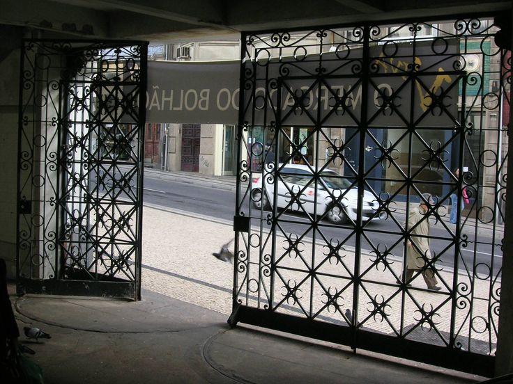 06. 2008 - entrada no mercado pela rua Sá da Bandeira
