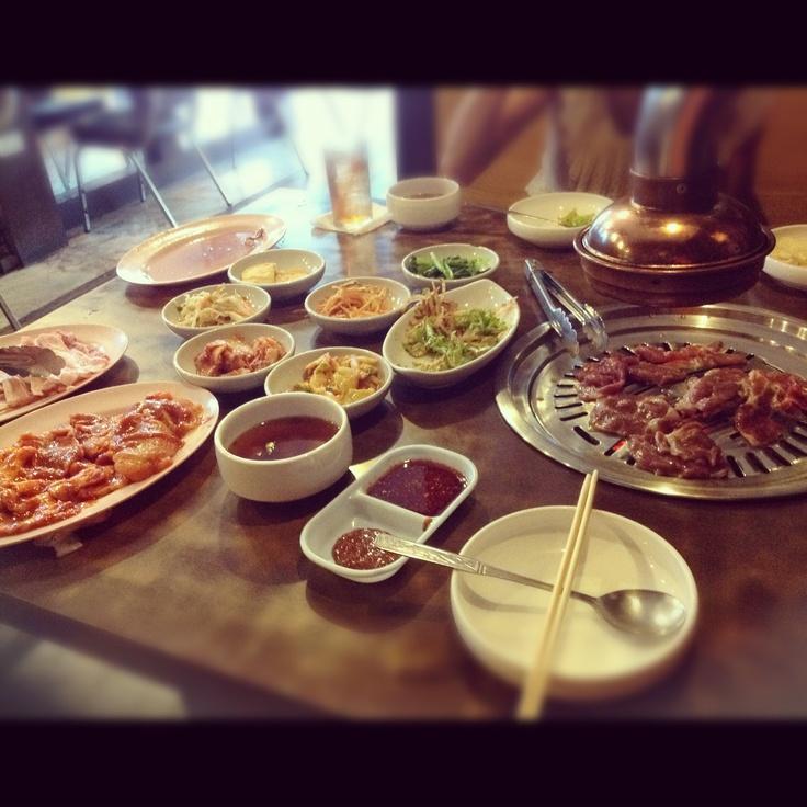 Korean food#Dawon Restuarant