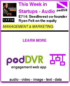 #MANAGEMENT #PODCAST      E714: SeedInvest co-founder Ryan Feit on the equity crowdfunding revolution, giving new access to startups & non-accredited investors, & opening the door for Wolf3D fo    READ:  https://podDVR.COM/?c=5fe93b5c-deb9-f20b-d614-14a5029995f2
