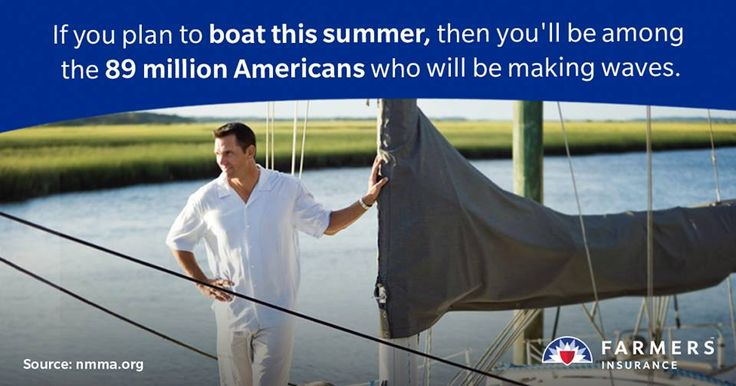 Boating without the right coverage can leave your savings