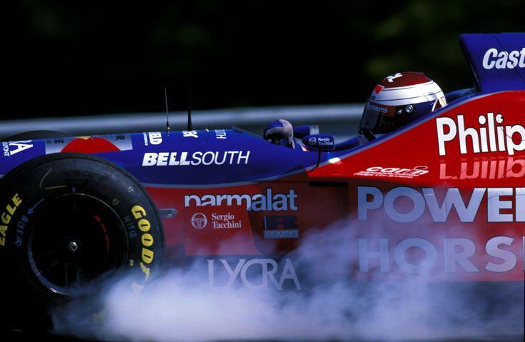 Jos Verstappen - 1996 - Footwork FA17 - Hungarian Grand Prix (Hungaroring) [2048×1335]