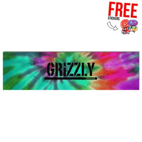 Grizzly #griptape #skateboard grip #tape, reverse tie dye,  View more on the LINK: 	http://www.zeppy.io/product/gb/2/331876337016/