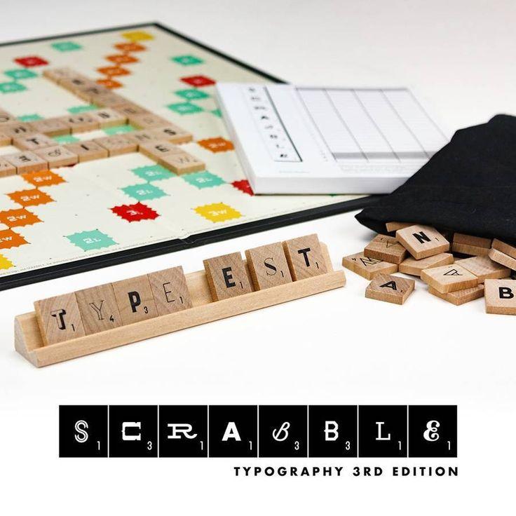 Conhecido como Scrabble fora do Brasil, o joguinho de palavras cruzadas ganhou…