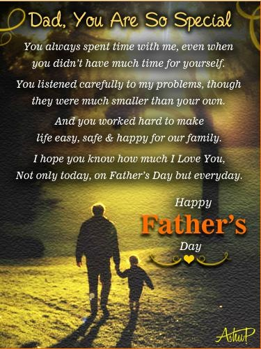 Dad, You Have Done So Much For Me... #fathersday #daddy #dad #father #guardian #family