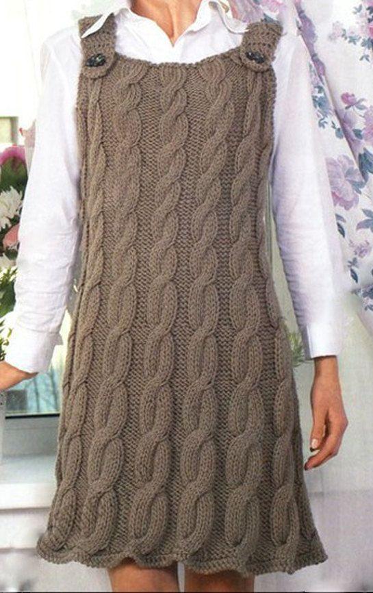 Hand Knit Women dress sweater coat aran jacket women made to order hand knitted women's dress sweater cardigan pullover clothing handmade