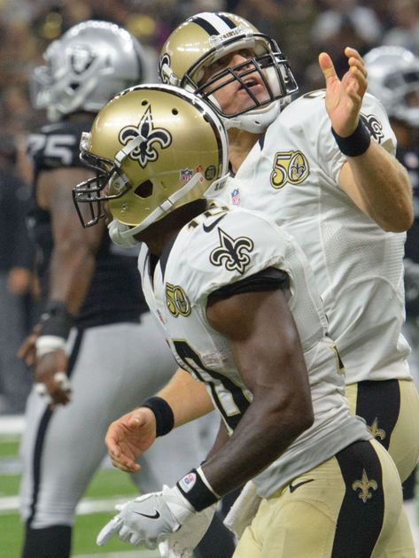 Kindred spirits on the West Coast: Saints' Drew Brees and Brandin Cooks have forged a bond as San Diego-area neighbors