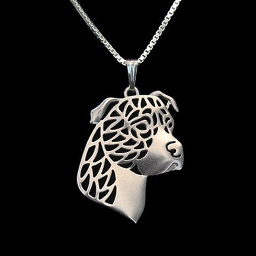 89 best pit bull jewelry images on pinterest pit bulls pit bull this sterling silver american pit bull terrier pendant is stunning and very unique this delicate fine jewelry will keep your pit bull friend close to your aloadofball Gallery