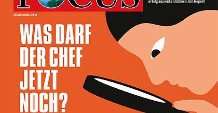 News - Tipp:  http://ift.tt/2A2IdSZ FOCUS-Titel - Was darf der Chef jetzt noch? #story