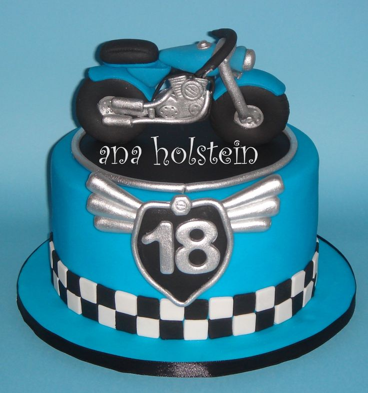 36 Best Images About Motos On Pinterest Motorcycle Cake