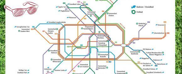 Berlin - Die Berlin Bade-Karte - visitBerlin.de