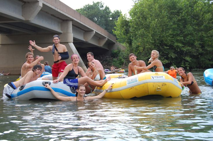 THIS WAS SO ENTERTAINING TO READ Article: 10 Rules For Your Summer Float Trip #PGP