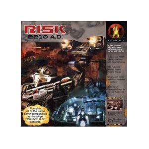 Risk 2210 AD | Bergsala Enigma
