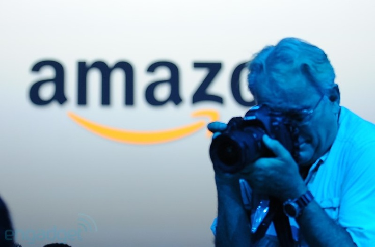 Check out Engadget's Live Blog of the special announcement today from Amazon!