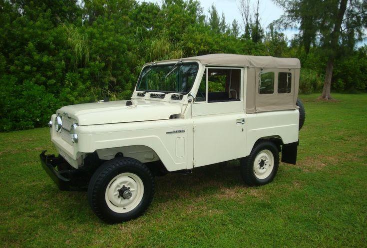 ◆1965 Nissan Patrol◆