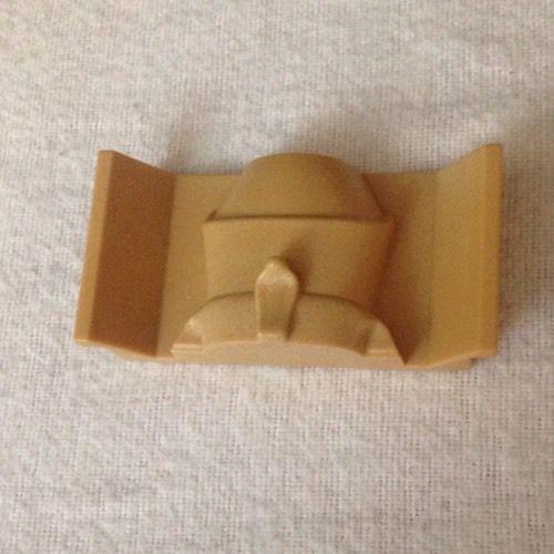 REPLACEMENT Playmobil PYRAMID Pharoah #2 BODY PART # 4240 Egyptian Wall Piece #PLAYMOBIL