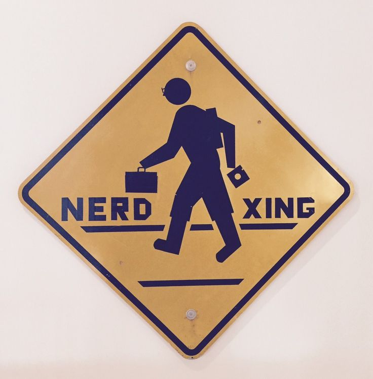 Enjoyed my visit to the MIT campus and CSAIL (http://robotics.csail.mit.edu). On display, one of the classic MIT Hacks ... Nerd Xing, circa 1987 (floppy in tow).