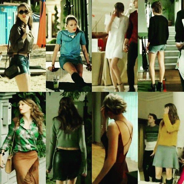 Serenay Sarıkaya Style 1 #SerenaySarıkaya please follow me,thank you i will refollow you later