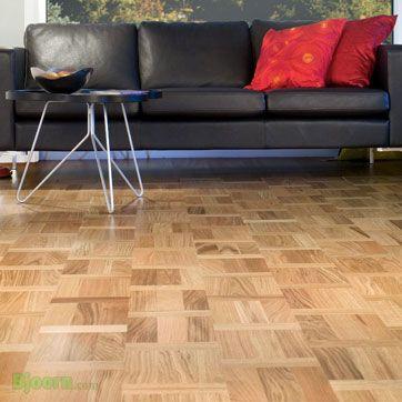Bjoorn Lightwood Ek, Trägolv, Parkettgolv Billigare alternativ golv sovrum?