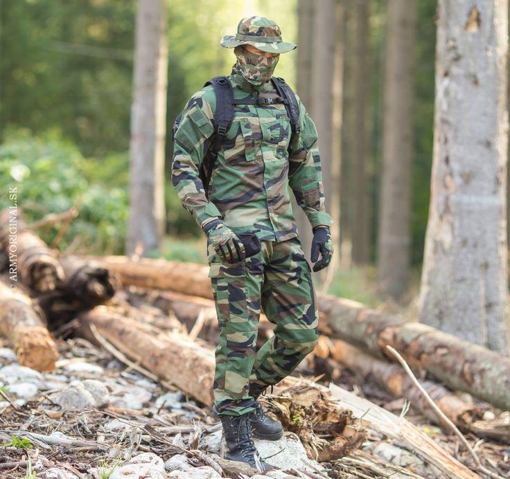 Blúza ACU 2.0 US woodland, Pentagon