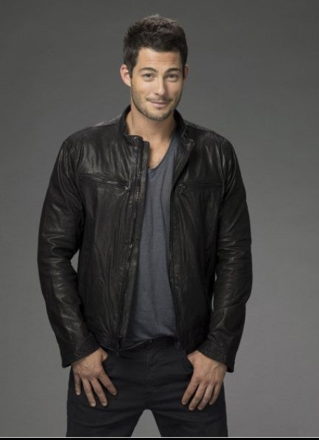 Brian Hallisay (Kyle Parks on The Client List)