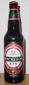 Mackeson Triple XXX Stout - Whitbread PLC - London, United Kingdom (England) - BeerAdvocate