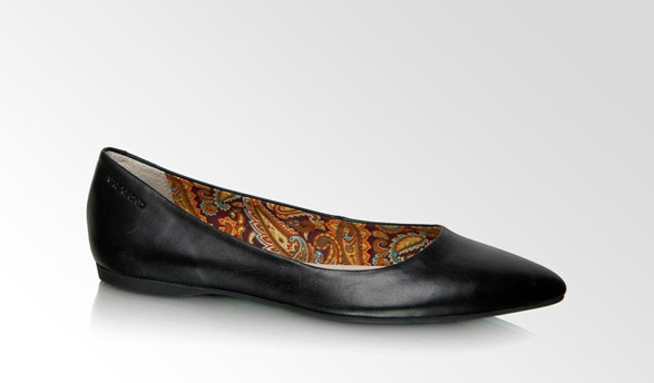 Leroc ballerina from Vagabond shoes.