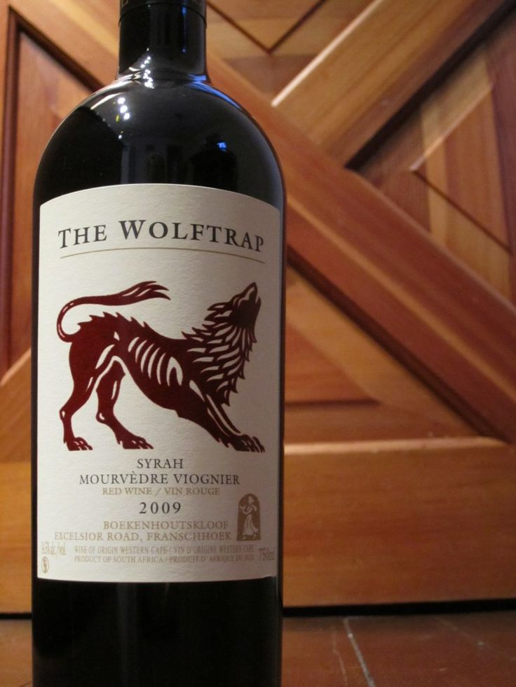 Wine on Wednesday The Wolftrap - My (Top Secret) House Wine