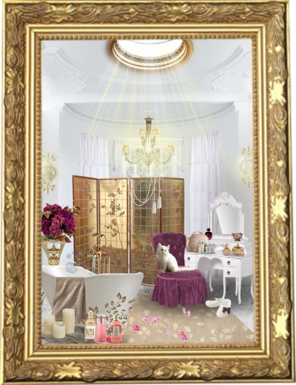 29 best bathroom ideas images on pinterest Mauve bathroom