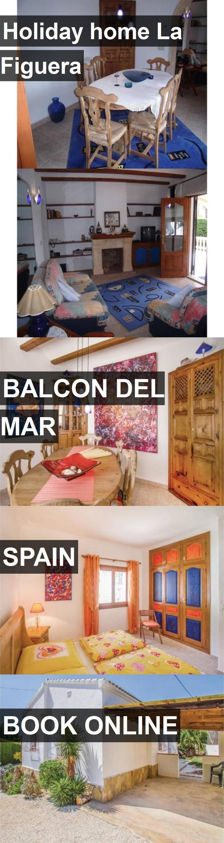 Hotel Holiday home La Figuera in Balcon del Mar, Spain. For more information, photos, reviews and best prices please follow the link. #Spain #BalcondelMar #travel #vacation #hotel