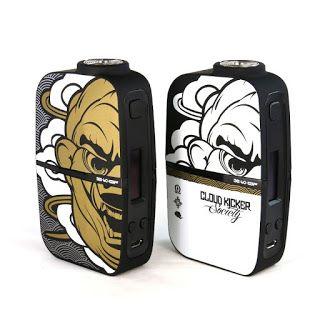 Box CKS ICON 200W : 68,56€ FDP Inclus ~ Powervapers: Bons plans cigarette électronique et codes promo vape  http://www.powervapers.com/2017/02/box-cks-icon-200w-7350-fdp-inclus.html