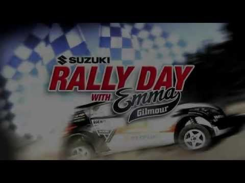 Suzuki Rally Day with Emma Gilmour