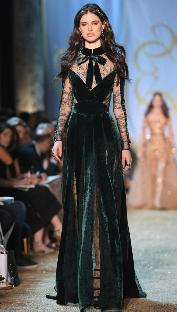 Elie Saab Couture Fall Winter 2017