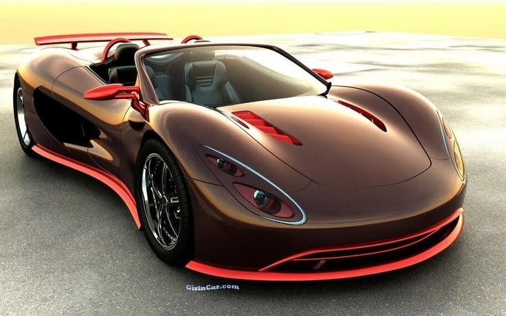 こんな車に乗りたいな。