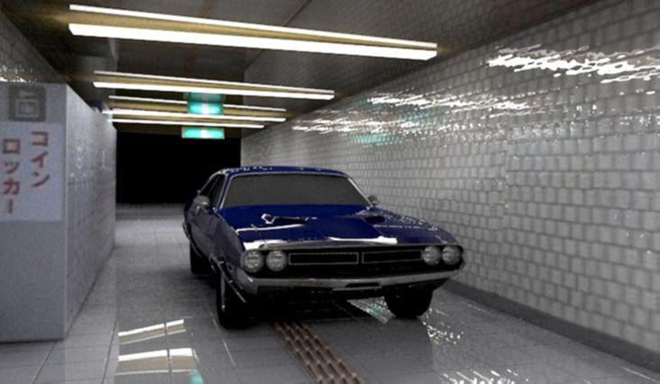 Car DC70 scene 3D by stanculau.deviantart.com on @deviantART