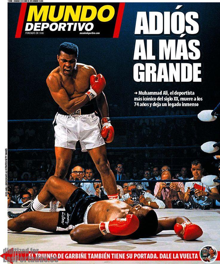 Periodico Mundo Deportivo 5/6/2016 en 2020 Mundo
