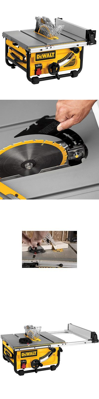 Table Saws 122835: Dewalt 15-Amp 10-In Carbide-Tipped Table Saw !! Sale 20% -> BUY IT NOW ONLY: $303.2 on eBay!
