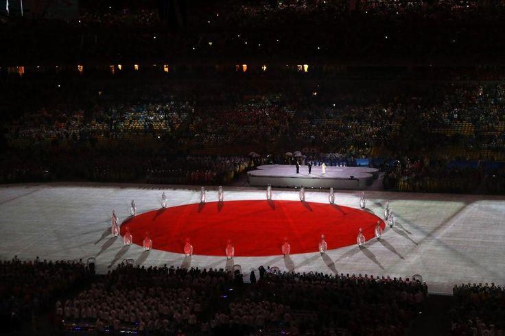 マリオ姿の安倍首相も 2020年東京五輪への引き継ぎ式(Yahoo! JAPAN リオオリンピック特集) - リオオリンピック特集 - Yahoo! JAPAN