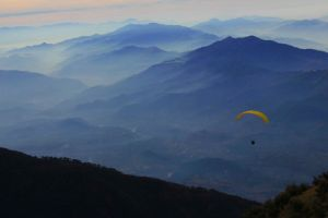 Bir Billing, A Land Where Human's Fly  >>> It is Bir, an adventure hub in #Himachal Pradesh of India. Bir, undoubtedly goes synonyms with #Paragliding. Though it is a popular spot for Paragliding, it has not got the much needed recognition it deserves.  The fact that the #ParaglidingWorldCup was held in 2015 in #Bir village went down without much buzz.