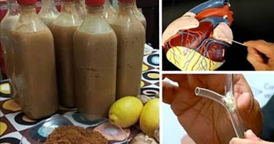 Home Heath Care: 3 INGREDIENTS THAT CURE CLOGGED ARTERIES, FAT IN THE BLOOD, INFECTIONS AND COLD