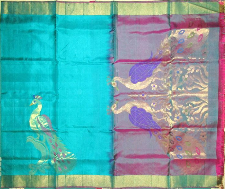Kanchipuram Silk Saree -KAN0029