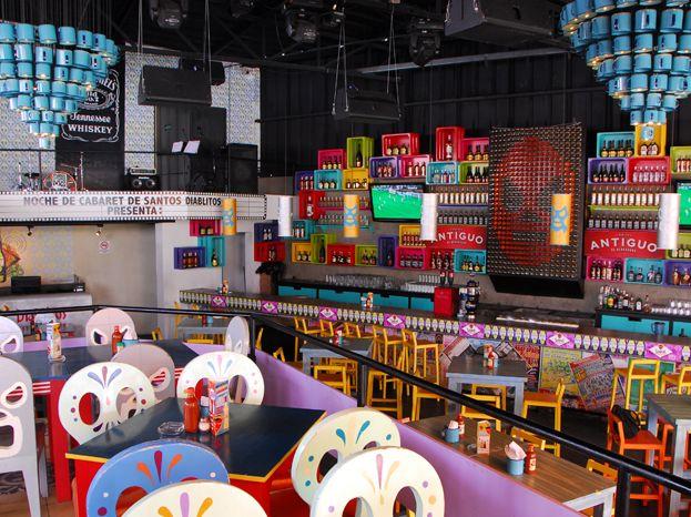 Las 25 mejores ideas sobre restaurantes mexicanos en for Decoracion de interiores guadalajara